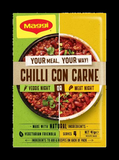 MAGGI Chilli Con Carne - Front of Pack
