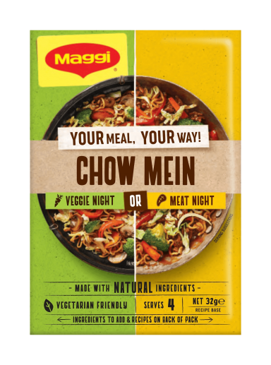 MAGGI Chow Mein - Front of Pack