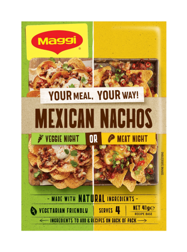 MAGGI Mexican Nachos - Front of Pack